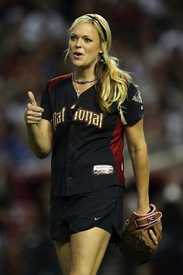 Jennie Finch (Baseball)