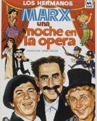 Una noche en la ópera (1935, Sam Wood)
