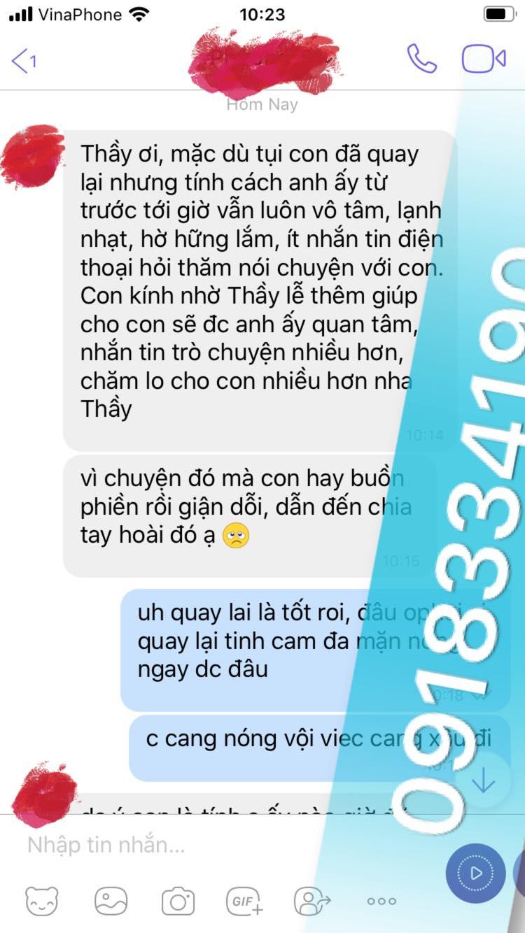 Cách chọn thầy làm bùa ở Bình Thuận