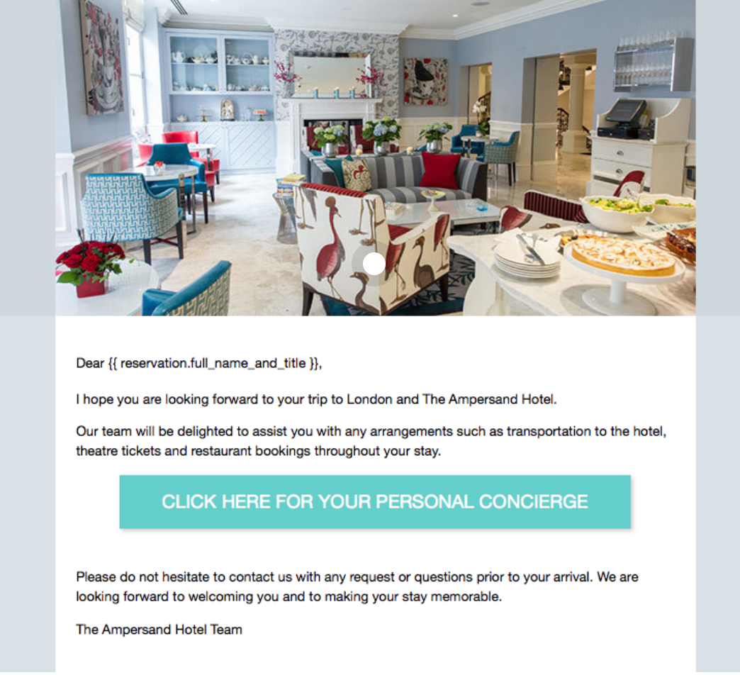 Email Marketing for Hotels: 22 Emails Your Guests Want to Read