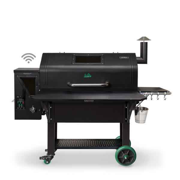 Green Mountain Grill Vs Traeger