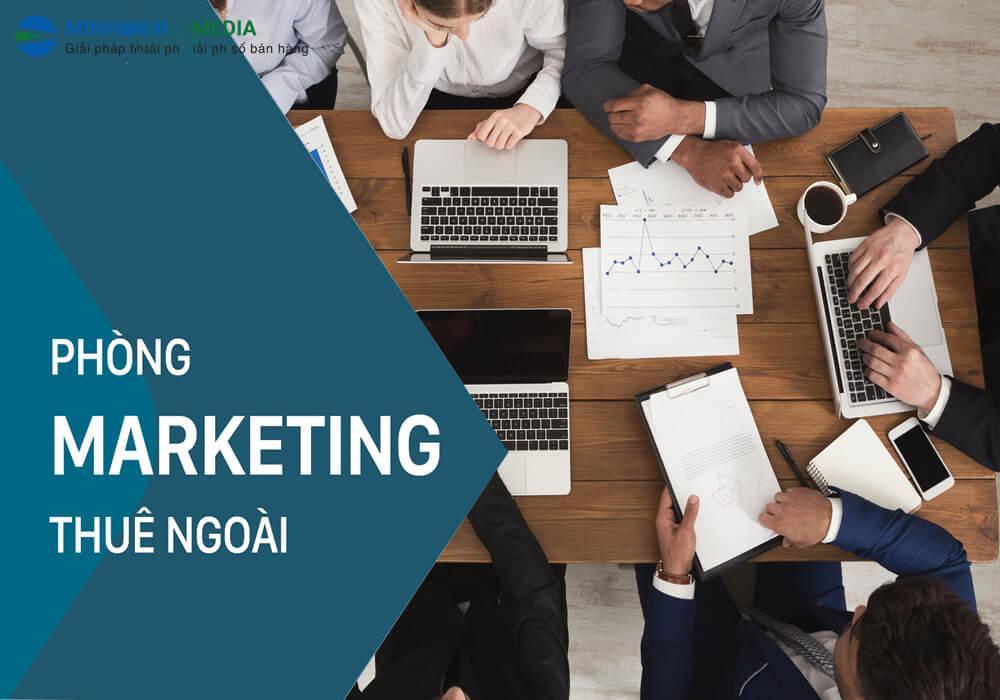 Phòng marketing thuê ngoài chất lượng, uy tín, hiệu quả - On Digitals