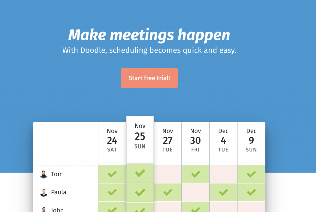 Entrepreneurs Need a Better Calendar App Than the 2 Everybody Uses