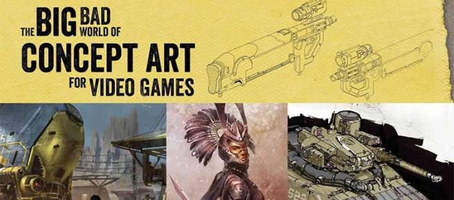 The Big Bad World of Concept Art for Video Games – Analysis ...