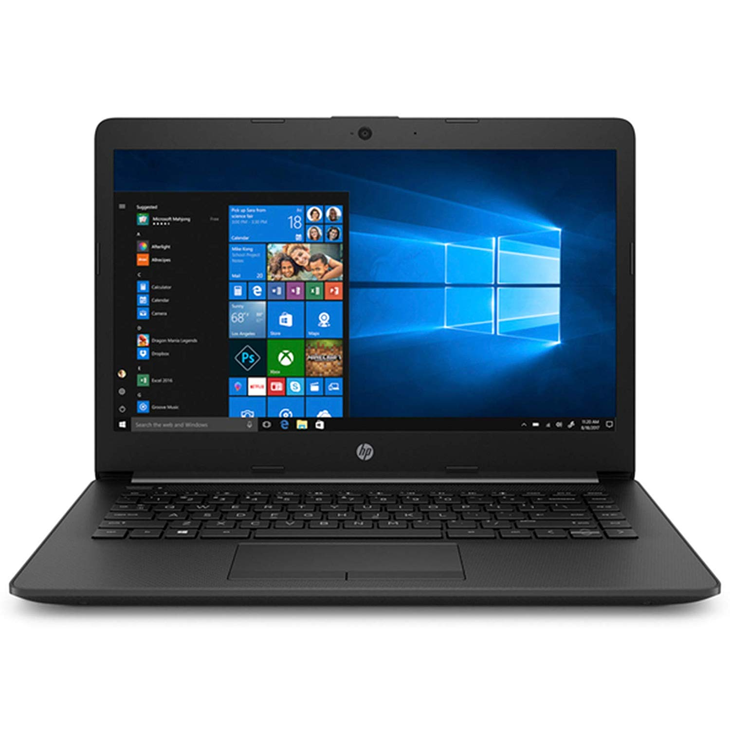 HP 14q-cs0023TU Thin and Light Laptop