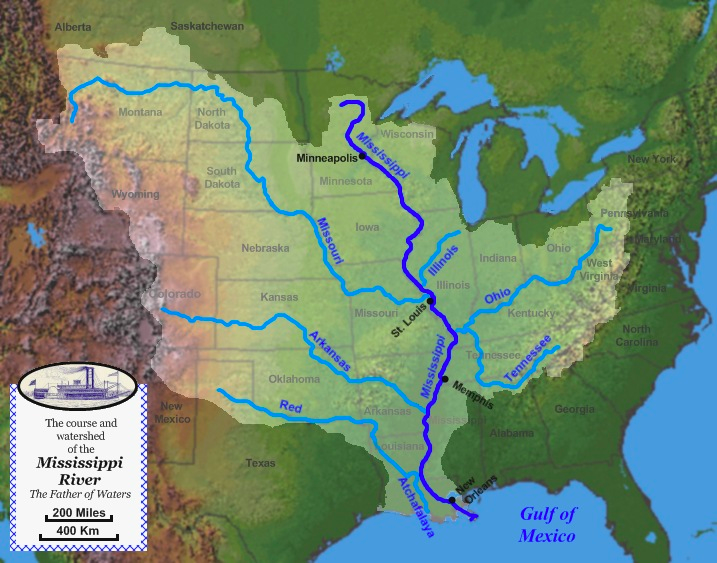 Importance Of Great Rivers Now In The S How I Met Your - Importance of rivers