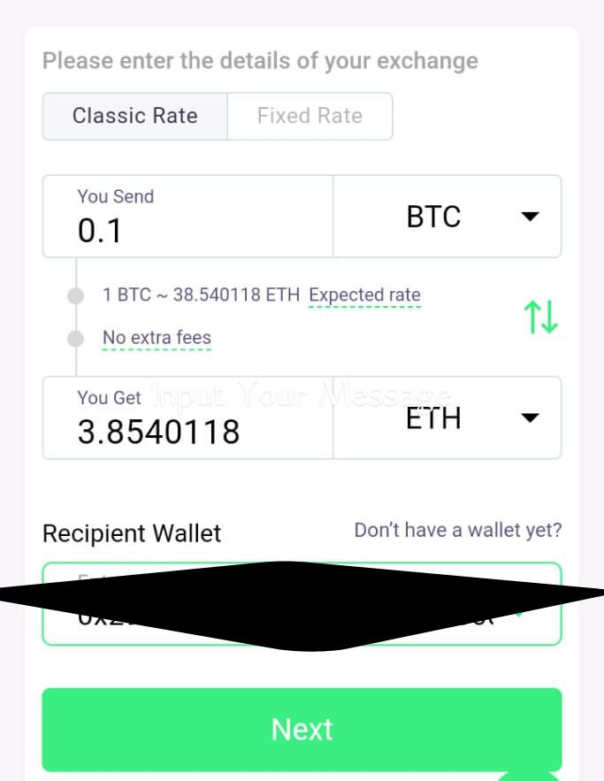 The complete review of ChangeNow  2020 By CoinMantra