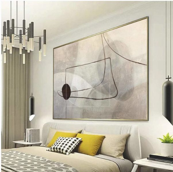 Large Abstract Wall Art
