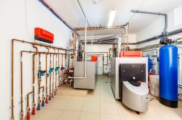 FAF - котлы и оборудование для отопления и водоснабжения