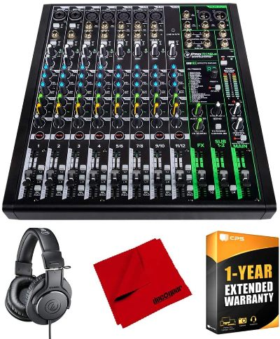 Mackie ProFX12v3 12 Channel Professional Effects Mixer
