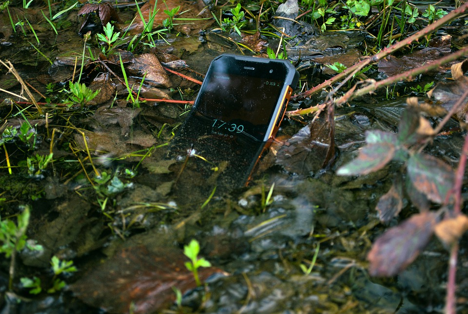 Without contingency funds for emergencies, something as simple as dropping your phone could spell disaster.