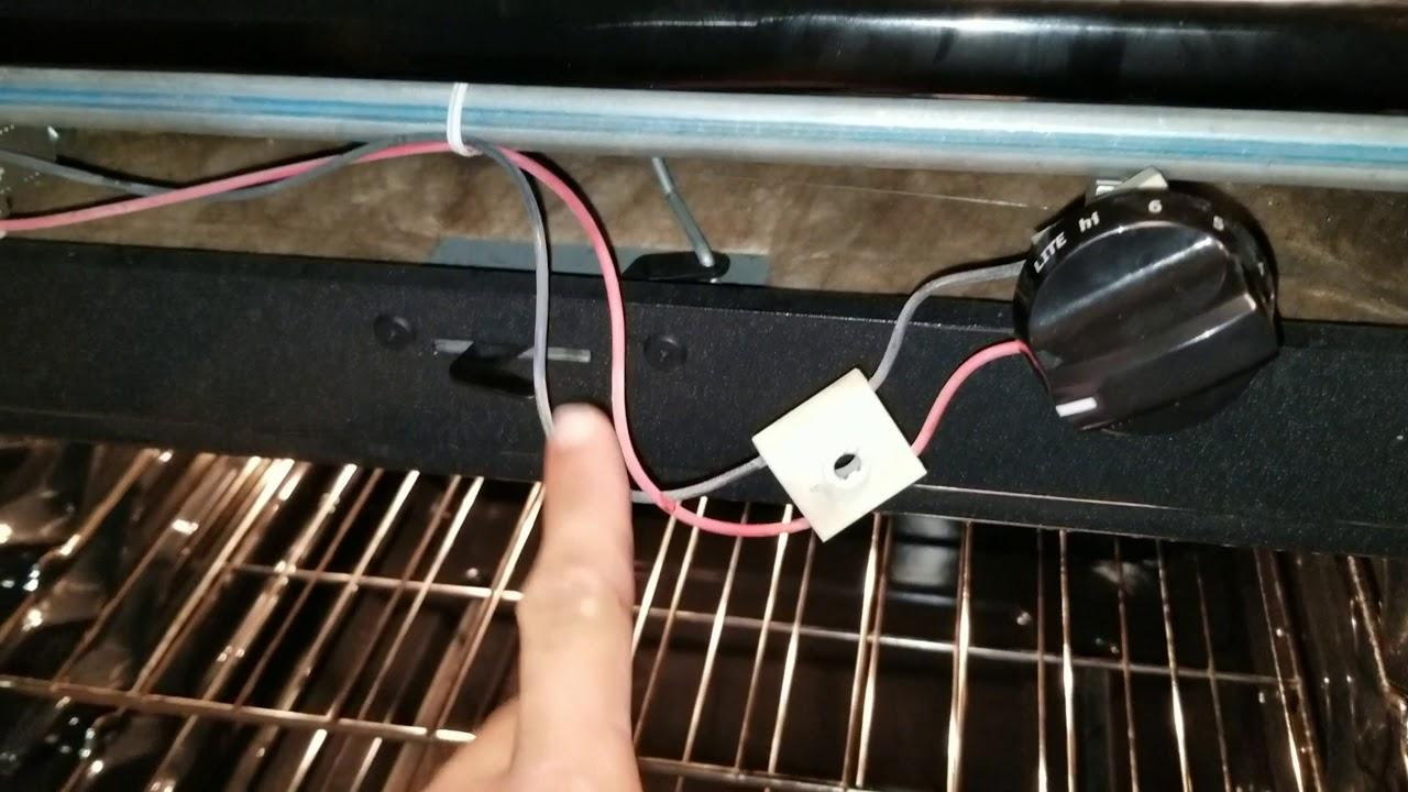 ремонт блока поджига газовой плиты