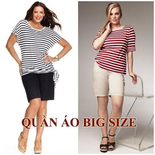 Quần áo big size