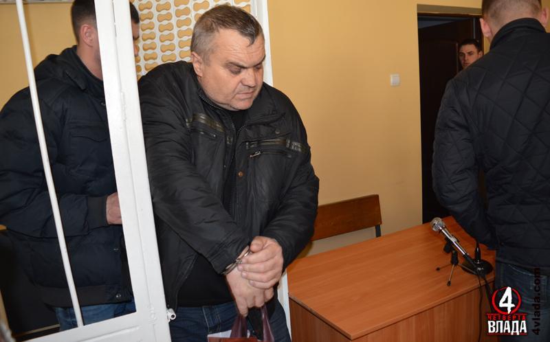 Іван Тимощук попався на півмільйонному хабарі в березні 2015 року