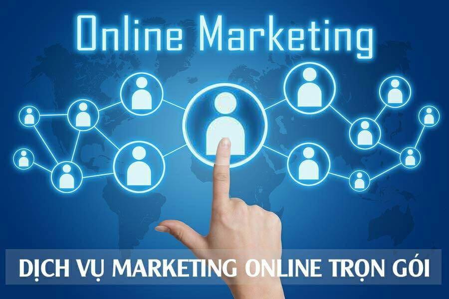 Dịch vụ marketing trọn gói cung cấp giải pháp toàn diện cho doanh nghiệp