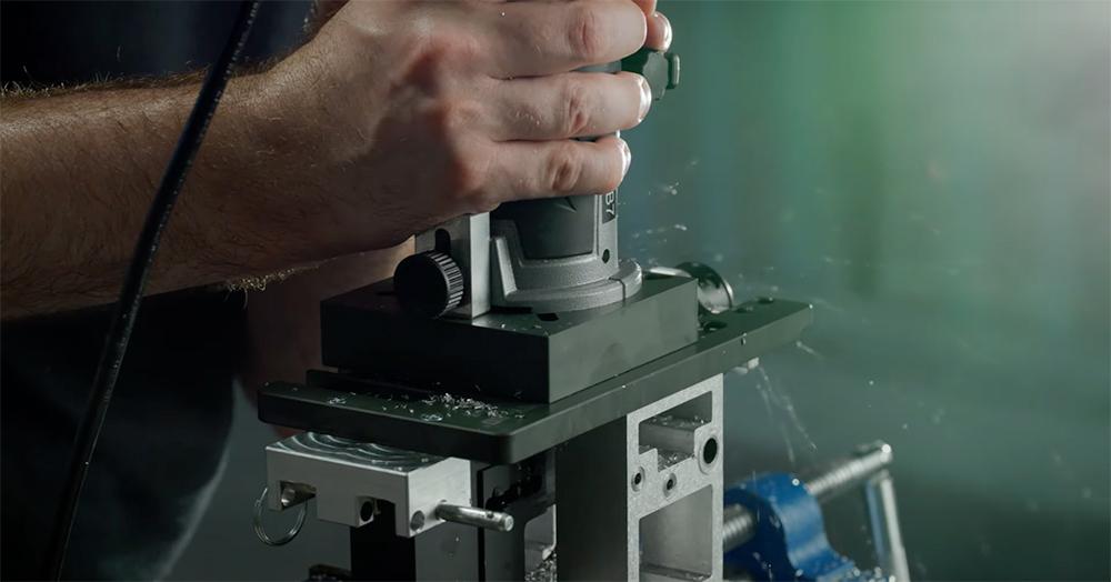 easy jig gen 3 milling process