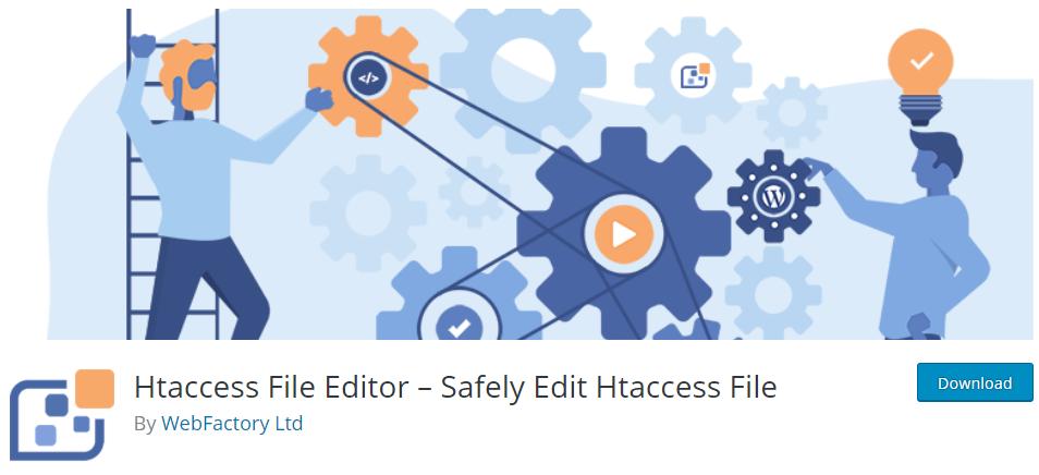 Htaccess File Editor WordPress Plugin