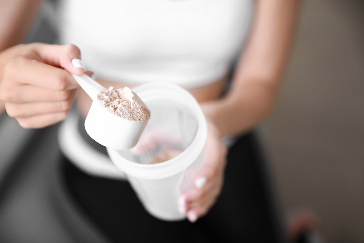 ioWhey Protein and ioWhey Pea Protein have high protein bioavailability