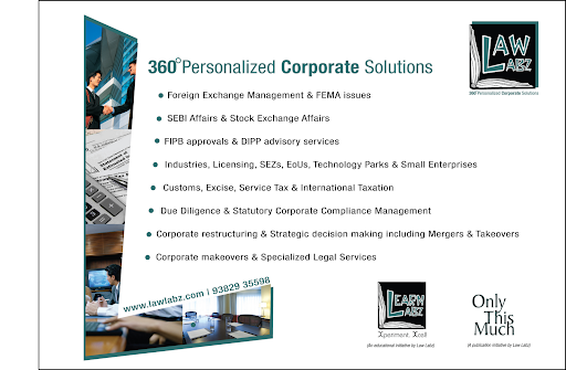 Personalised Corporate Legal Solutions @ LawLabz