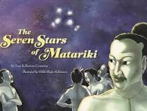 Image result for The Seven Stars of Matariki