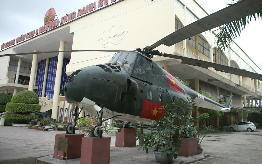 Bảo tàng quân khu 4 - nơi lưu trữ nhiều kỷ vật chiến tranh quý giá