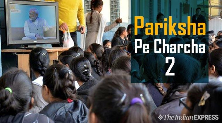 Image result for Pariksha Pe Charcha 2.0 upsc