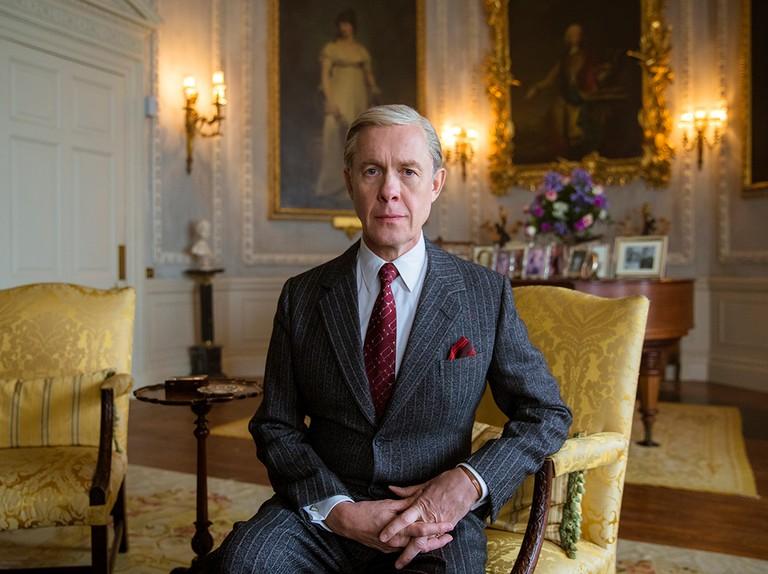 Prince Edward / David Windsor, The Crown