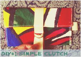 DIY:A Simple Clutch