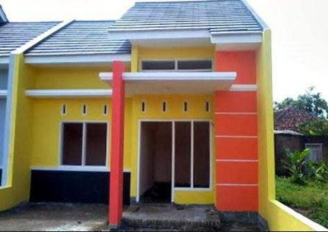 kombinasi cat untuk rumah minimalis agar terlihat cerah