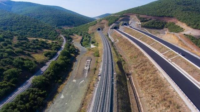 Οδική-και-σιδηροδρομική-σύνδεση-στην-Περιφέρεια-Κεντρικής-Μακεδονίας
