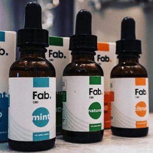 FAB CBD Oils