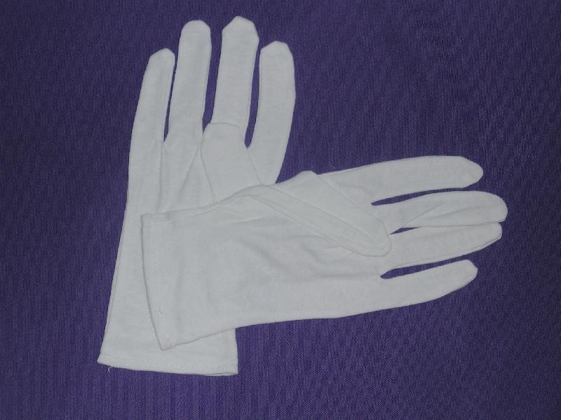 Găng tay cotton trắng – Bảo hộ lao động Chiến Thắng