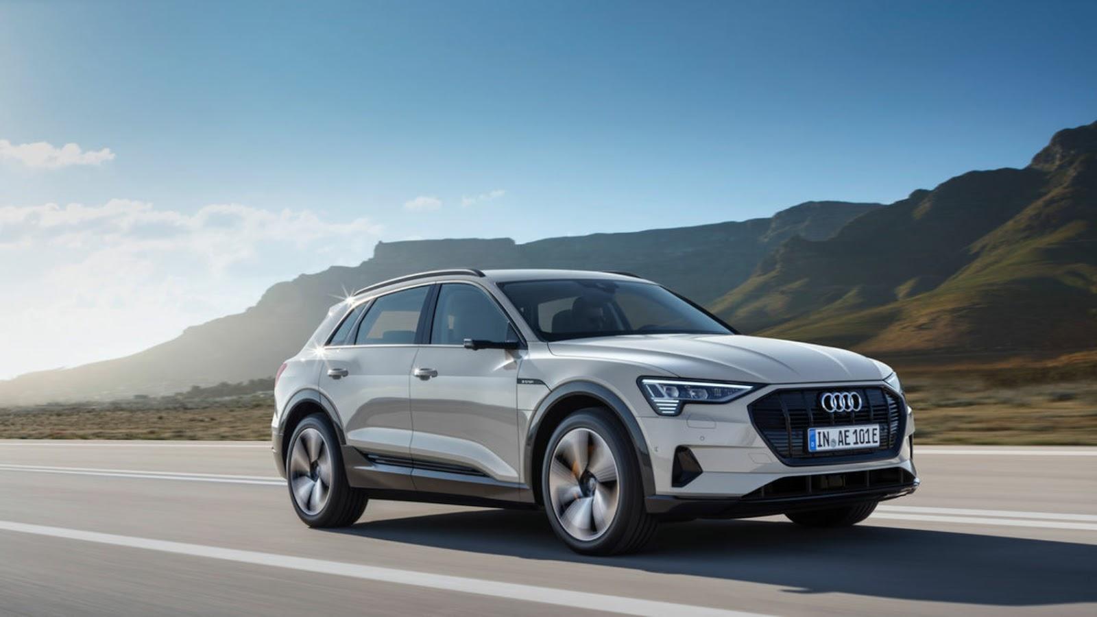 Audi e-Tron Electric Cars