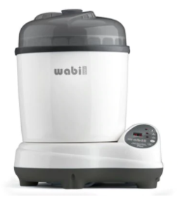 Best Dryer Combo: Wabi Baby Electric Steam Sterilizer and Dryer