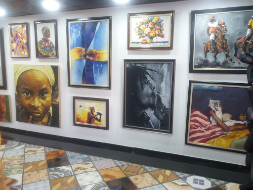 Topfat Art Gallery, Suite : 156, Lekan Salami Complex, Adamashingba,  Ibadan, Oyo, Nigeria, Park, state Oyo