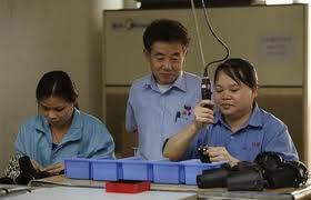 Tuyển ;ao động làm việc tại Nhật
