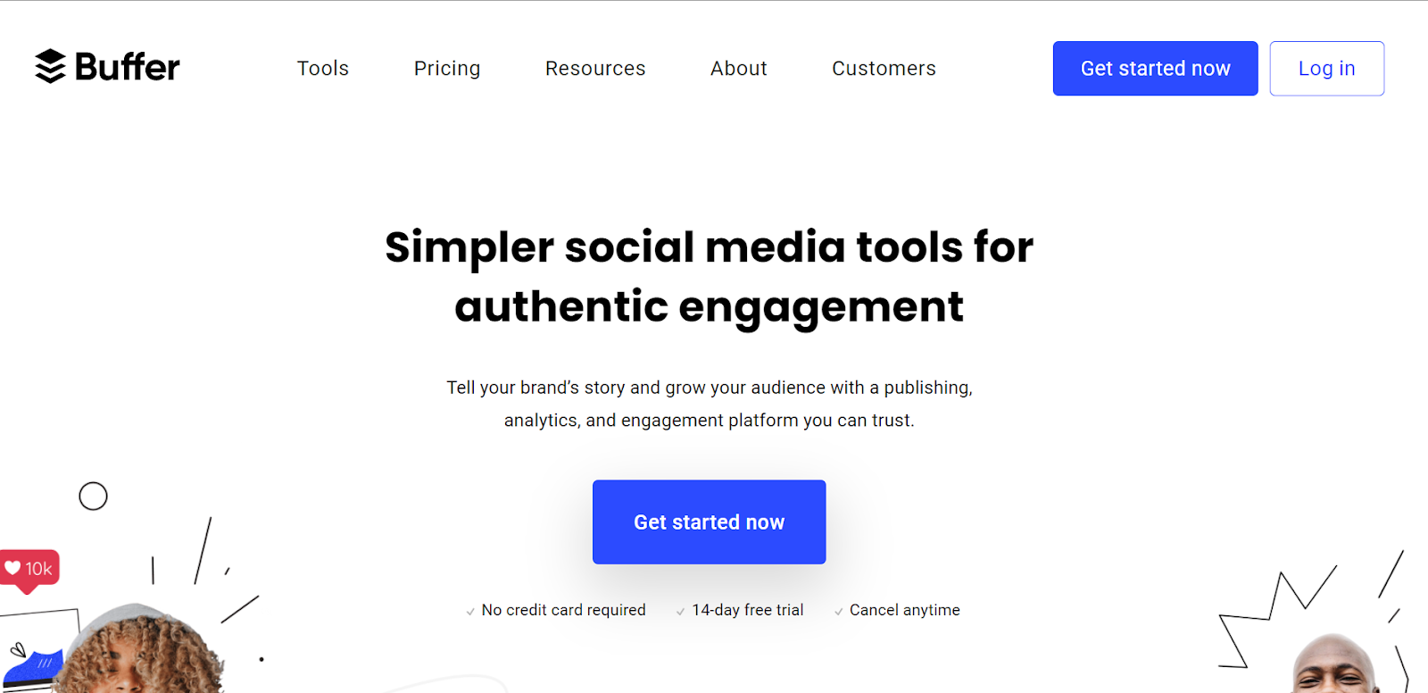 Buffer: Top 15 Social Media Tools Nigeria Businesses Can Use To Manage Their Accounts