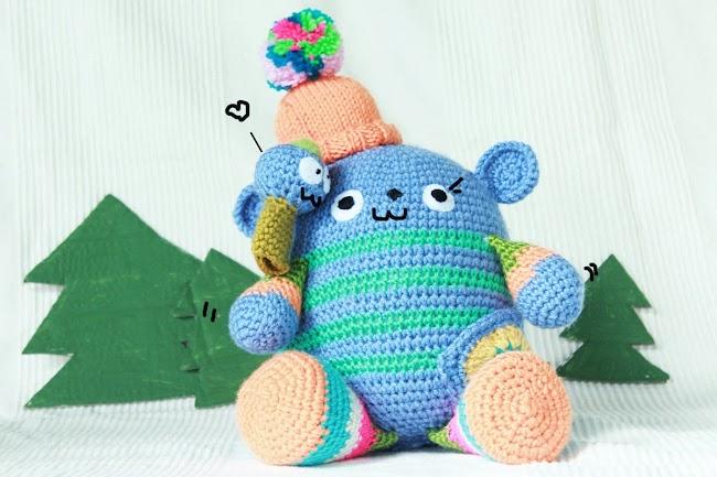 Are Amigurumi Safe For Babies : Matsuke the child safe and big Amigurumi doll The Sun ...