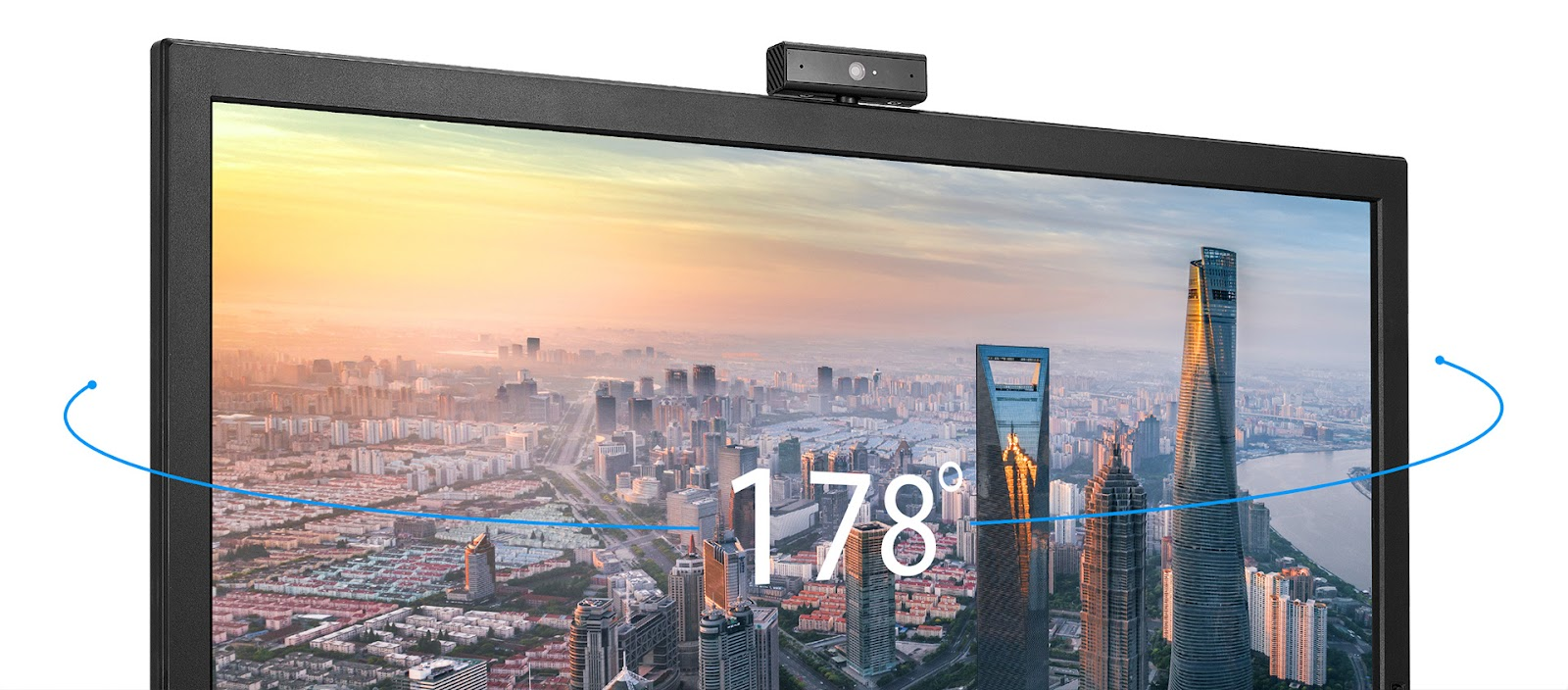 BE24DQLB offers Full HD resolution to deliver stunning clarity.