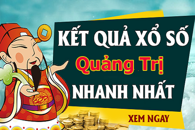 XSQT được mở thưởng tại đài Quảng Trị vào thứ 5 lúc 17h10