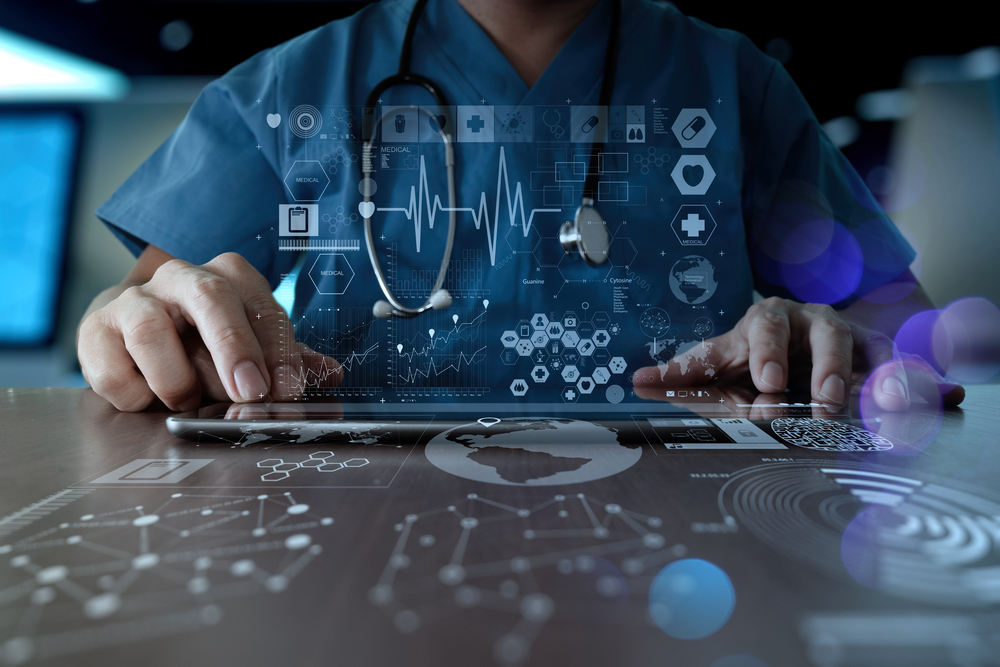 As startups de saúde auxiliam na transformação digital do setor. (Fonte: Shutterstock/everything possible/Reprodução)
