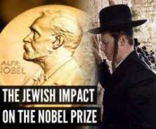 jewish impact on the Nobel Prize