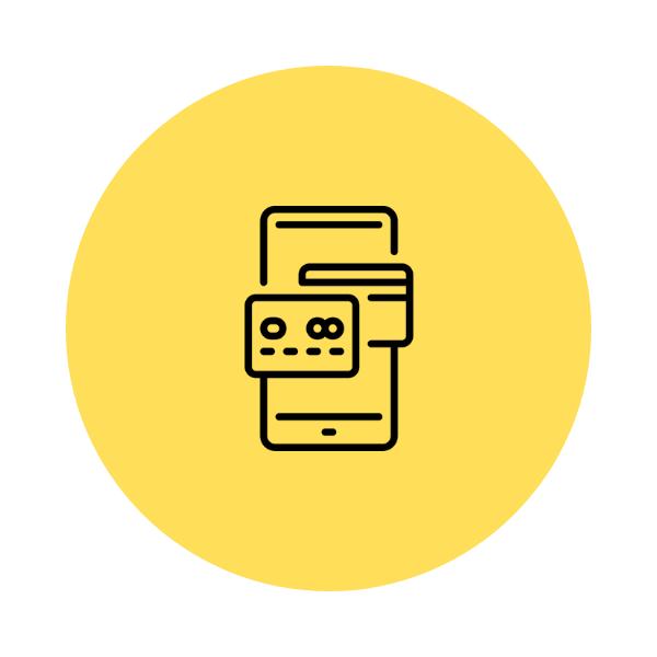 Aplicativo de academia Nexur - Configurações de personalização