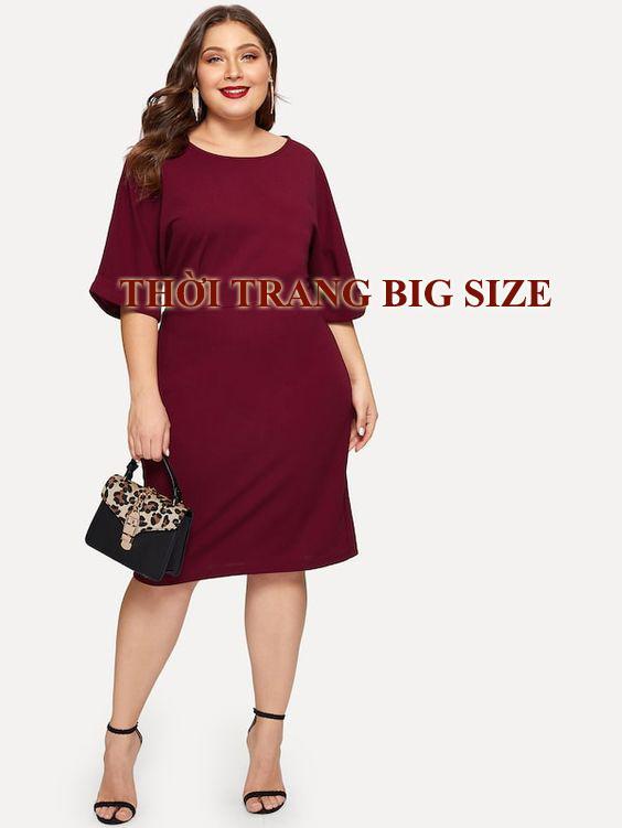 Thời trang big size