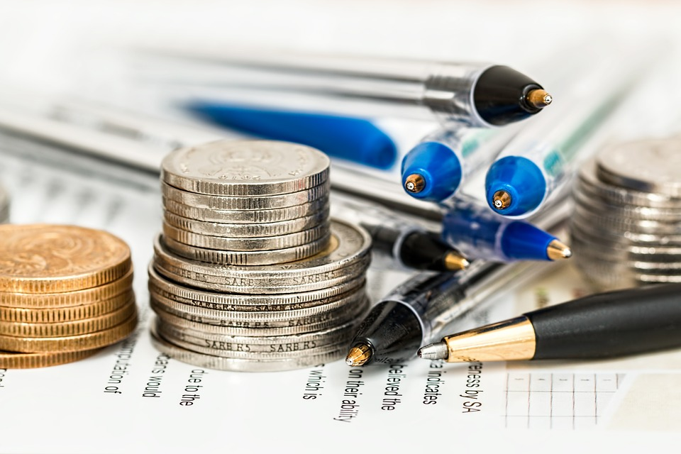 Coins, Currency, Investment, Insurance, Cash, Banking