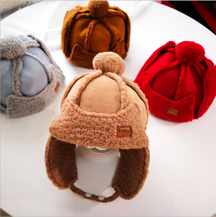 Baby Winter Trapper Hat