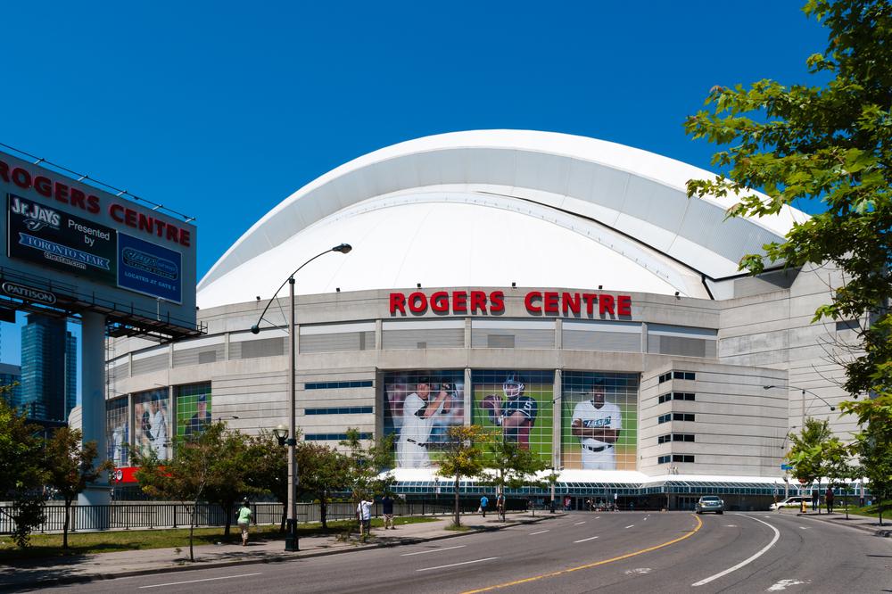 加拿大打工度假遊學留學必去rogerscenter