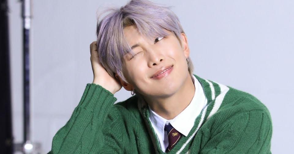 RM (BTS) hé lộ về chuyện hẹn hò và mẫu bạn gái lý tưởng