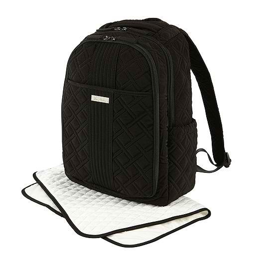 Backpack Baby Bag in Classic Black