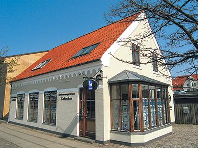 Ejendomsmæglerfirmaet Calundan, boligbutik Parallelvej Frederikshavn